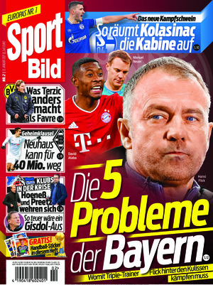 Sport Bild (02/2021)