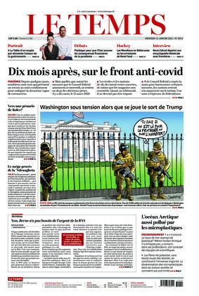 Le Temps (13.01.2021)