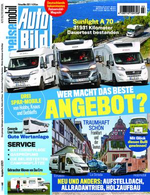 Auto BILD Reisemobil (03/2021)