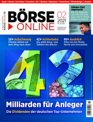 Börse Online (02/2021)