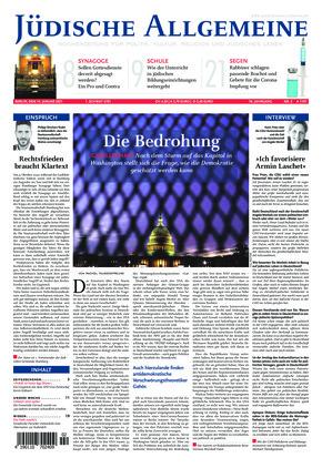 Jüdische Allgemeine 02/2021 (14.01.2021)