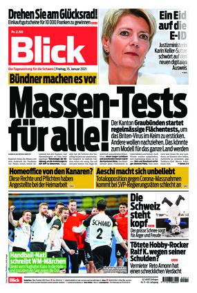 Blick (15.01.2021)