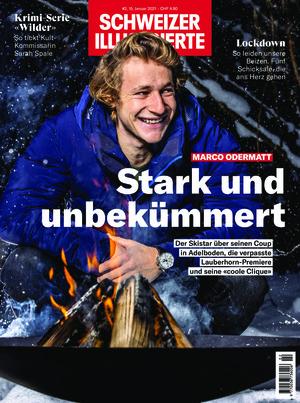 Schweizer Illustrierte (02/2021)