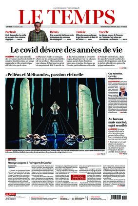 Le Temps (15.01.2021)