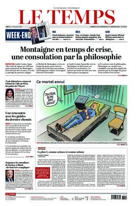 Le Temps (16.01.2021)