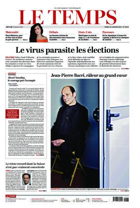Le Temps (19.01.2021)
