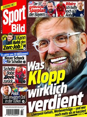 Sport Bild (03/2021)