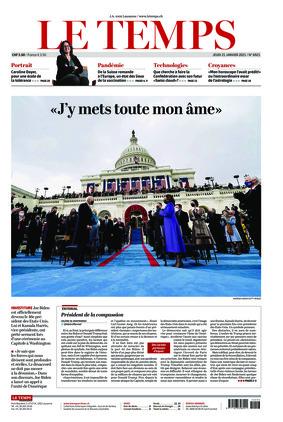 Le Temps (21.01.2021)
