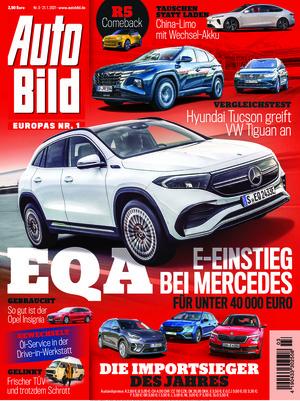Auto Bild Österreich (03/2021)