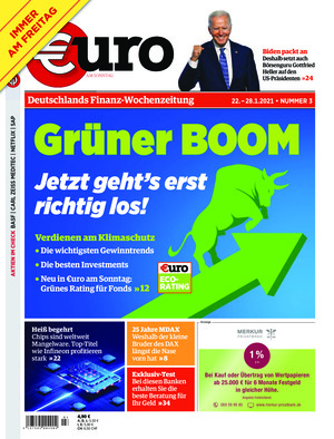 Euro am Sonntag (22.01.2021)