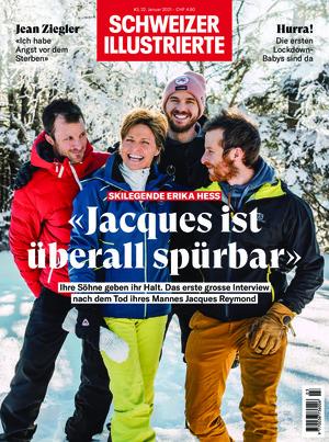 Schweizer Illustrierte (03/2021)