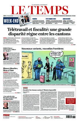 Le Temps (23.01.2021)
