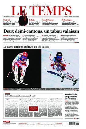 Le Temps (25.01.2021)