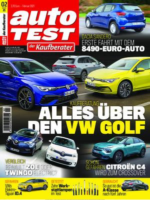 Auto Test (02/2021)