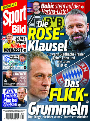 Sport Bild (04/2021)