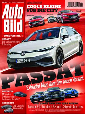 Auto Bild Österreich (04/2021)