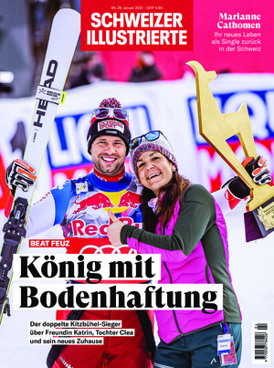 Schweizer Illustrierte (04/2021)