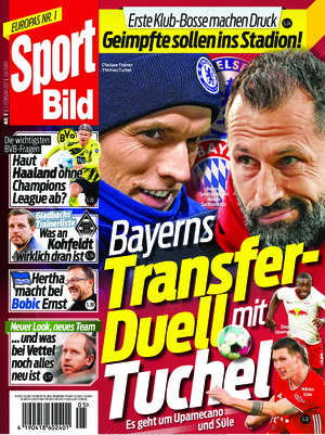 Sport Bild (05/2021)
