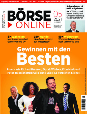 Börse Online (05/2021)