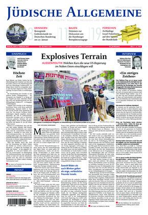 Jüdische Allgemeine 05/2021 (04.02.2021)