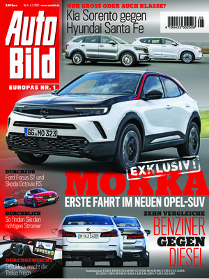Auto Bild Österreich (05/2021)