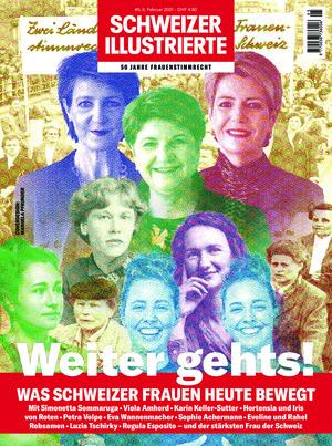 Schweizer Illustrierte (05/2021)
