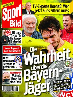 Sport Bild (06/2021)