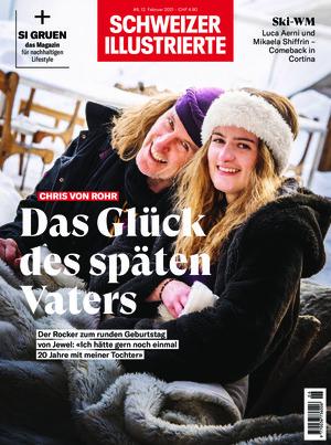 Schweizer Illustrierte (06/2021)