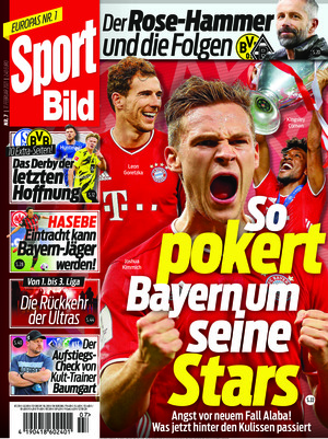 Sport Bild (07/2021)
