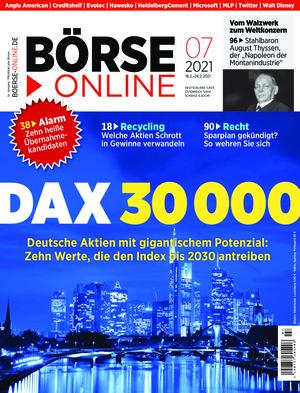 Börse Online (07/2021)
