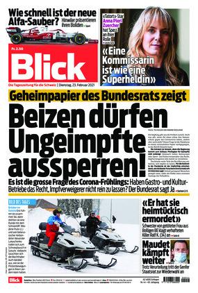 Blick (23.02.2021)