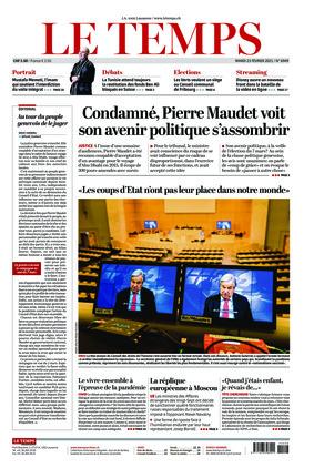 Le Temps (23.02.2021)