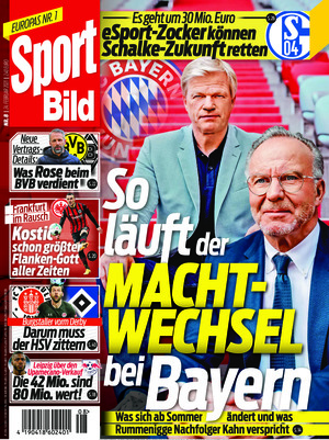 Sport Bild (08/2021)