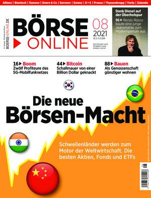 Börse Online (08/2021)