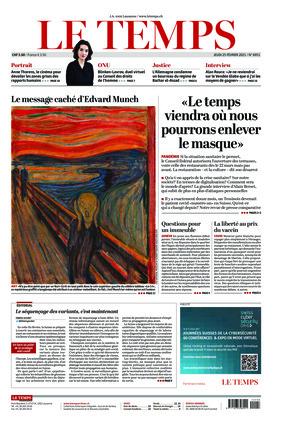 Le Temps (25.02.2021)