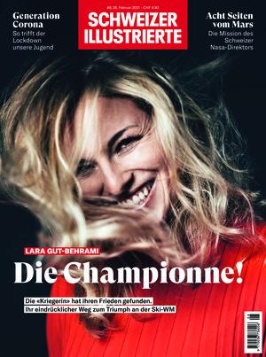 Schweizer Illustrierte (08/2021)