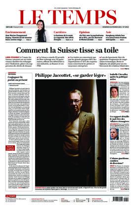 Le Temps (26.02.2021)