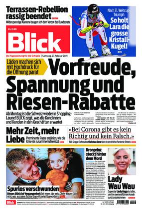 Blick (27.02.2021)