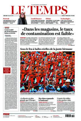Le Temps (01.03.2021)