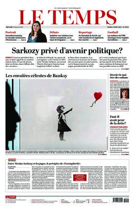 Le Temps (02.03.2021)