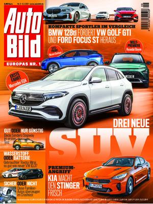 Auto Bild Österreich (09/2021)