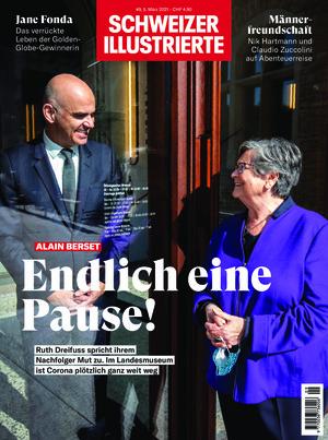 Schweizer Illustrierte (09/2021)