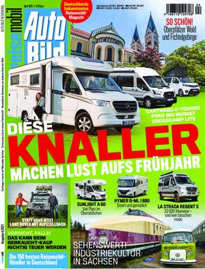 Auto BILD Reisemobil (04/2021)