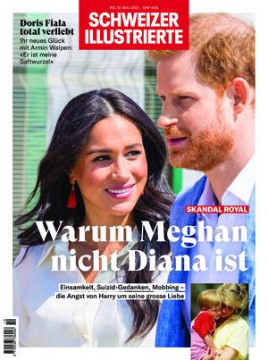 Schweizer Illustrierte (10/2021)