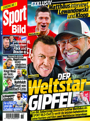 Sport Bild (11/2021)