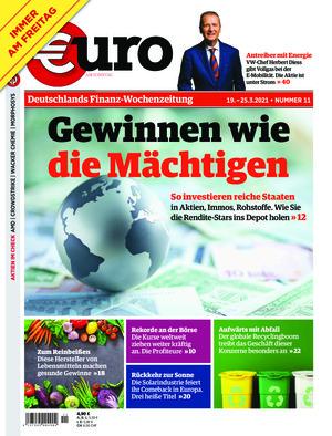 Euro am Sonntag (19.03.2021)