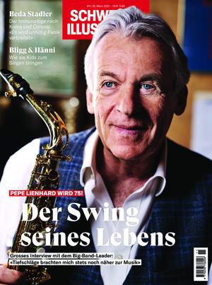 Schweizer Illustrierte (11/2021)