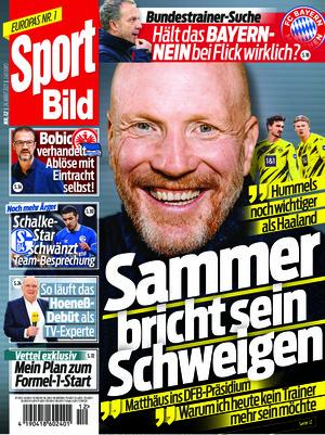 Sport Bild (12/2021)