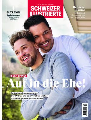 Schweizer Illustrierte (12/2021)