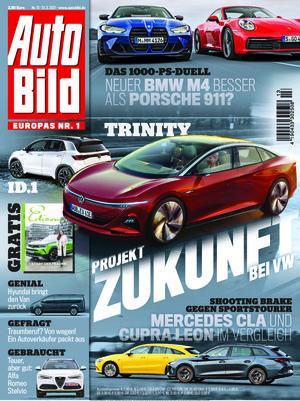 Auto Bild Österreich (13/2021)